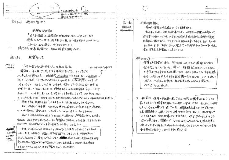 武ノート平成12年4月20日